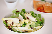 Fresh Endive and Lettuce Salad