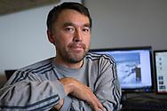 Austin Ahmasuk, Marine Advocate på Kawerak, Inc. Nome, Alaska<br /> <br /> Fotograf: Christina Sjögren<br /> <br /> Photographer: Christina Sjogren<br /> Copyright 2018, All Rights Reserved