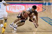 NCAA Basketball-Washington State at UCLA-Jan 14, 2021