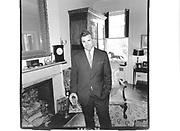 Paul Quatrochi. in his apartment in New York 1992. © Copyright Photograph by Dafydd Jones 66 Stockwell Park Rd. London SW9 0DA Tel 020 7733 0108 www.dafjones.com