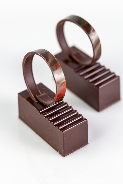 Ruth Bleijerveld's Bonbons. World Chocolate Masters Canadian Selection, January 20, 2013.