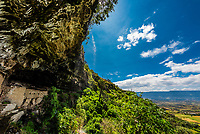 Cave Monastery Neakuto Leab, near Lalibela, Ethiopia.