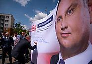 Samorządowcy z Podlasia zainaugurowali akcję poparcia kandydatury Andrzeja Dudy