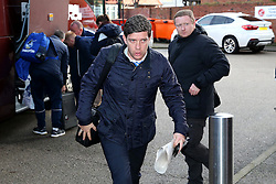 Bristol Rovers manager Darrell Clarke arrives at Highbury Stadium  - Mandatory by-line: Matt McNulty/JMP - 14/01/2017 - FOOTBALL - Highbury Stadium - Fleetwood, England - Fleetwood Town v Bristol Rovers - Sky Bet League One