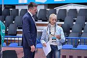 DESCRIZIONE : Trento Beko All Star Game 2016<br /> GIOCATORE : Alessandro Mamoli Paola Ellisse<br /> CATEGORIA : Before Pregame Ritratto<br /> SQUADRA : Sky Sport TV<br /> EVENTO : Beko All Star Game 2016<br /> GARA : Beko All Star Game 2016<br /> DATA : 10/01/2016<br /> SPORT : Pallacanestro <br /> AUTORE : Agenzia Ciamillo-Castoria/L.Canu