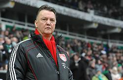 29-01-2011 VOETBAL: WERDER BREMEN - BAYERN MUNCHEN: BREMEN<br />  Louis van Gaal (Trainer FC Bayern Munchen)<br /> ***NETHERLANDS ONLY***<br /> ©2010- FRH-nph / Frisch