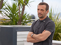 Actor Mathieu Kassovitz at the Happy End film photo call at the 70th Cannes Film Festival Monday 22nd May 2017, Cannes, France. Photo credit: Doreen Kennedy