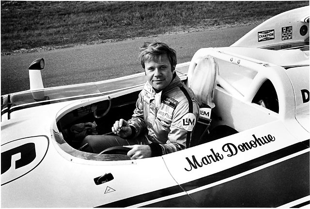 Mark Donohue in Porsche 917/10K at Donnybrooke Can-Am 1972