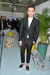 NATHAN SYKES at the Glamour Magazine Women of the Year Awards in association with Next held in the Berkeley Square Gardens, London on 7th June 2016.