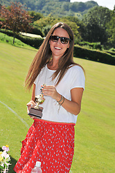 INDIA LANGTON at a cricket match to in aid of CARE - Corfu Animal Rescue Establishment held at Hawkley Cricket Club, Hawkley, Hampshire on 8th September 2012.
