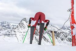 14.10.2021, Rettenbachferner, Sölden, AUT, OeSV Ski Alpin, RTL Training am Rettenbachferner, im Bild Marco Schwarz (AUT) // Marco Schwarz of Austria during a training session in preparation for the upcoming FIS Alpine Skiing World Cup season at the Rettenbachferner in Sölden, Austria on 2021/10/14. EXPA Pictures © 2021, PhotoCredit: EXPA/ Johann Groder