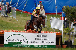 Arnauts Michiel, BEL, Idalco<br /> European Championship Eventing Landelijke Ruiters - Tongeren 2017<br /> © Hippo Foto - Dirk Caremans<br /> 29/07/2017