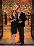 Lynn & Ron Penner-Ash,  Penner-Ash Winery, Salud Oregon pinot noir auction 2017
