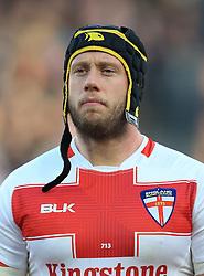 England's Chris Hill