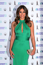 Elizabeth Hurley arriving at the launch of the Compare the Market.com special edition Agent Maiya toy in  London, Wednesday, 21st August 2013. Picture by Nils Jorgensen / i-Images