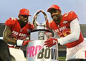 Jan 28, 2018-NFL-Pro Bowl-AFC vs NFC