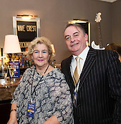 03/11/2016 Repro fee: Rita Gilligan's book The Rock 'n' Roll Waitress from The Hard Rock Cafe My Life in Hotel Meyrick, Galway was launched my Cllr. Noel Larkin Mayor of Galway. At the launch were Nancy and Maurice McHugh Mervue,   Photo :Andrew Downes, XPOSURE