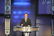 February 8, 2013: NASCAR Hall of Fame induction ceremony. Trevor Bayne