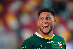 London Irish's Adam Coleman after the Gallagher Premiership match at the Brentford Community Stadium, London. Picture date: Sunday September 26, 2021.