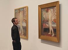 Edvard Munch exhibition 26-6-12