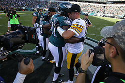 Pittsburgh Steelers vs Philadelphia Eagles at Lincoln Financial Field
