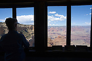 Lookout Studio, South Rim Grand Canyon, Arizona<br />