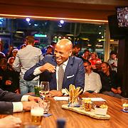 NLD/Amsterdam/20180608 - Laatste uitzending van Late Night met Humberto Tan , Humberto Tan, Louis van Gaal en Luuk Ikkink
