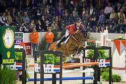 Spooner Richard (USA) - Cristallo<br /> Rolex FEI World Cup ™ Jumping Final <br /> 'S Hertogenbosch 2012<br /> © Dirk Caremans