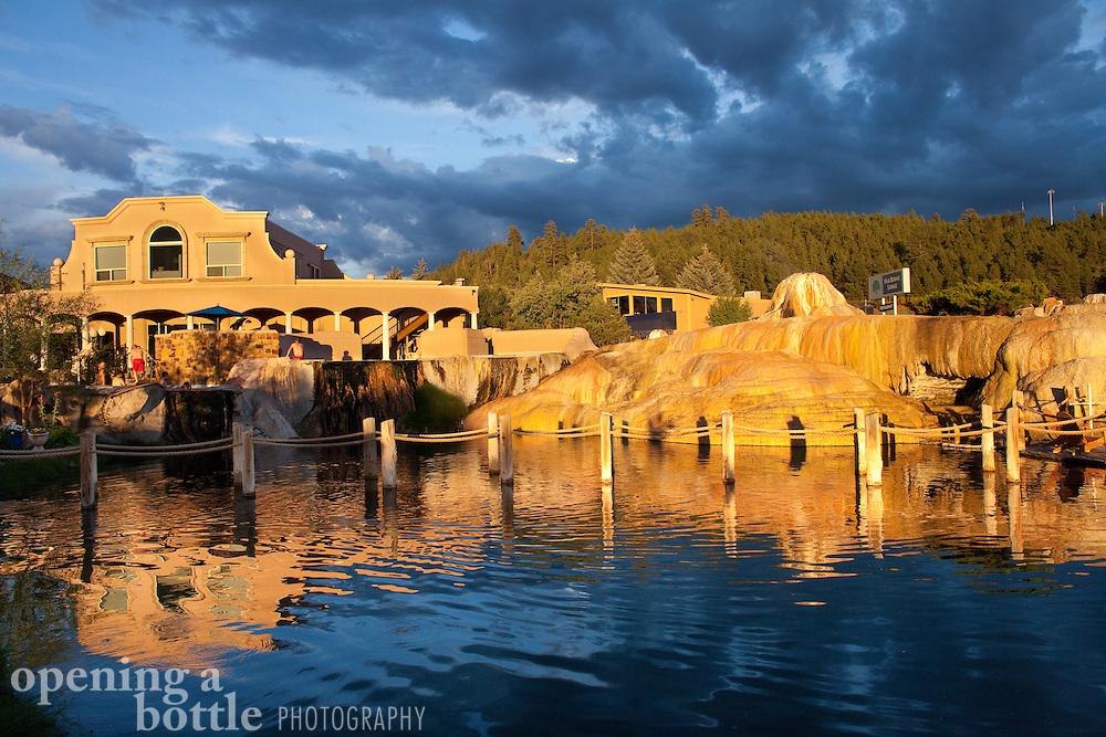 The Springs Resort, Pagosa Springs, Colorado.