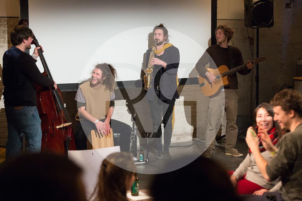 SCHWEIZ - BASEL - Konzert 'Lahar prachta' am science+fiction Festival - 18. März 2016 © Raphael Hünerfauth - http://huenerfauth.ch