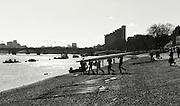 "Putney. London,  Great Britain.<br /> ""Messing about on the River'<br /> 2016 Tideway Week, Putney. Putney Embankment, Championship Course. River Thames.<br /> <br /> Friday  25/03/2016 <br /> <br /> [Mandatory Credit; Peter SPURRIER/Intersport-images]"