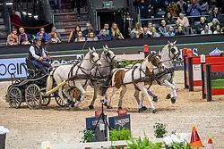 Chardon IJsbrand, NED, Casper, Feles, Kendi, Maesrtoso XLV-7<br /> Jumping International de Bordeaux 2020<br /> © Hippo Foto - Dirk Caremans<br />  08/02/2020