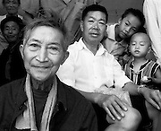 Smiling man near Duyun, Guizhou Province, China.