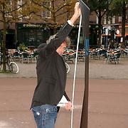 NLD/Amsterdam/20060904 - Perspresentatie undercover Lover, directeur Alphons Martens