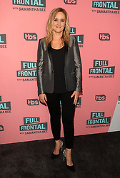 May 25, 2018 - Los Angeles, California, USA - 5/24/18.Samantha Bee at the TBS Television Network For Your Consideration Event for ''Full Frontal With Samantha Bee'' held at the Writers Guild Theater in Beverly Hills..(Los Angeles, CA) (Credit Image: © Starmax/Newscom via ZUMA Press)