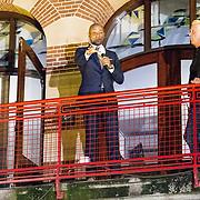 NLD/Amsterdam/20180608 - Laatste uitzending van Late Night met Humberto Tan , Humberto Tan