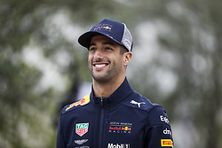 October 18, 2018 - Austin, United States - RICCIARDO Daniel (aus), Aston Martin Red Bull Tag Heuer RB14, portrait during the 2018 Formula One World Championship, United States of America Grand Prix from october 18 to 21 in Austin, Texas, USA -  /   Motorsports: FIA Formula One World Championship; 2018; Grand Prix; United States, FORMULA 1 PIRELLI 2018 UNITED S GRAND PRIX , Circuit of The Americas  (Credit Image: © Hoch Zwei via ZUMA Wire)