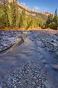 West Fork Cimarron River and the<br />Uncompahgre Mountains,<br />Uncompahgre National Forest, Colorado