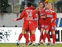 Fotball<br /> Frankrike<br /> Foto: DPPI/Digitalsport<br /> NORWAY ONLY<br /> <br /> FOOTBALL - FRENCH CHAMPIONSHIP 2008/2009 - L2 - CS SEDAN ARDENNES v RC LENS - 04/05/2009 - JOY SEDAN