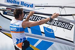 Day Four Delta Lloyd Regatta  2016, 27th of May (24/28 May 2016). Medemblik - the Netherlands.