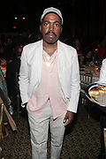 NEW YORK, NEW YORK-JUNE 4: Visual Artist Derrick Adams attends the 2019 Gordon Parks Foundation Awards Dinner and Auction Inside celebrating the Arts & Social Justice held at Cipriani 42nd Street on June 4, 2019 in New York City. (Photo by Terrence Jennings/terrencejennings.com)