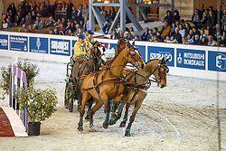 Sandmann Christoph, GER<br /> World Cup Driving - Bordeaux 2002<br /> © Hippo Foto - Dirk Caremans<br /> 08/02/2002