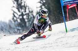 RADAMUS River of USA competes during the Audi FIS Alpine Ski World Cup Men's Giant Slalom 58th Vitranc Cup 2019 on March 9, 2019 in Podkoren, Kranjska Gora, Slovenia. Photo by Matic Ritonja / Sportida