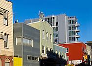 Lorimer Street, Homes, Williamsburg, Brooklyn, New York City, New York, USA