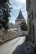 Israel, Nazareth, Basilica of the Annunciation