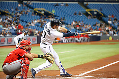 Tampa Bay Rays v Los Angeles Angels - 25 May 2017