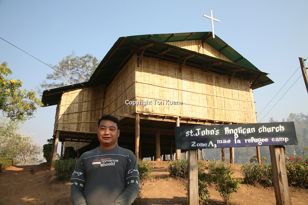 church in thailand