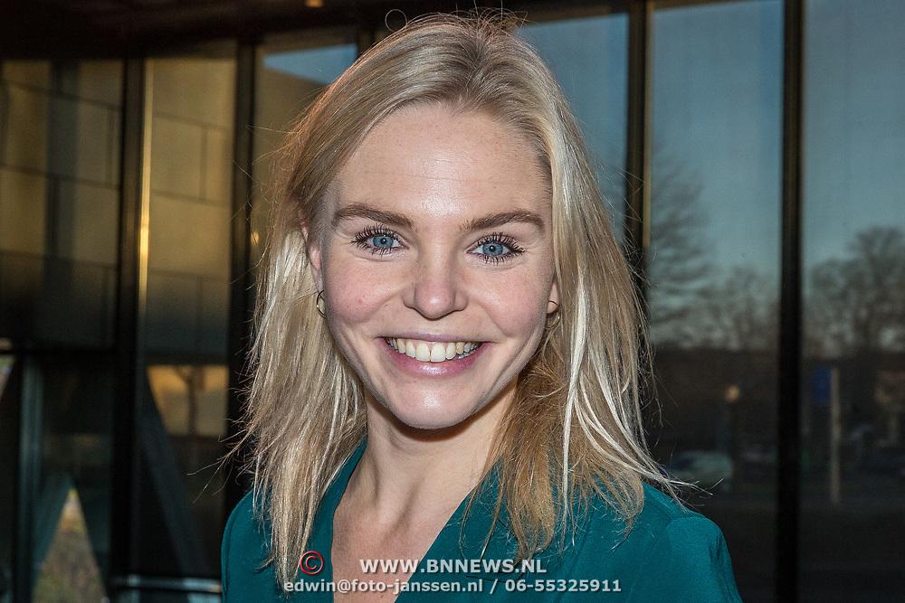 NLD/Hilversum/20181213 - Uitreiking Philip Bloemendal Prijs 2018, Charlotte Nijs