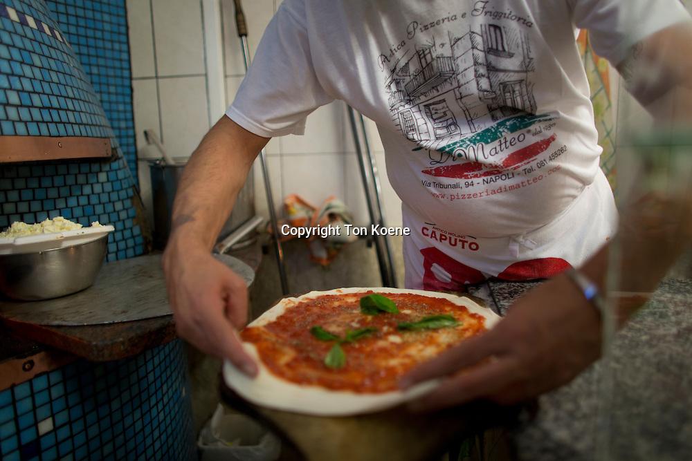 pizzaria Di Matteo in naples