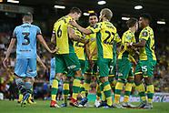 Norwich City v Stevenage 140818